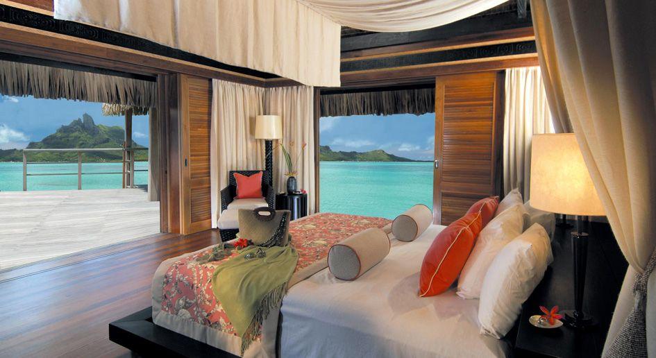 St Regis Bora Resort All Inclusive Tahiti Honeymoon Wedding Packages