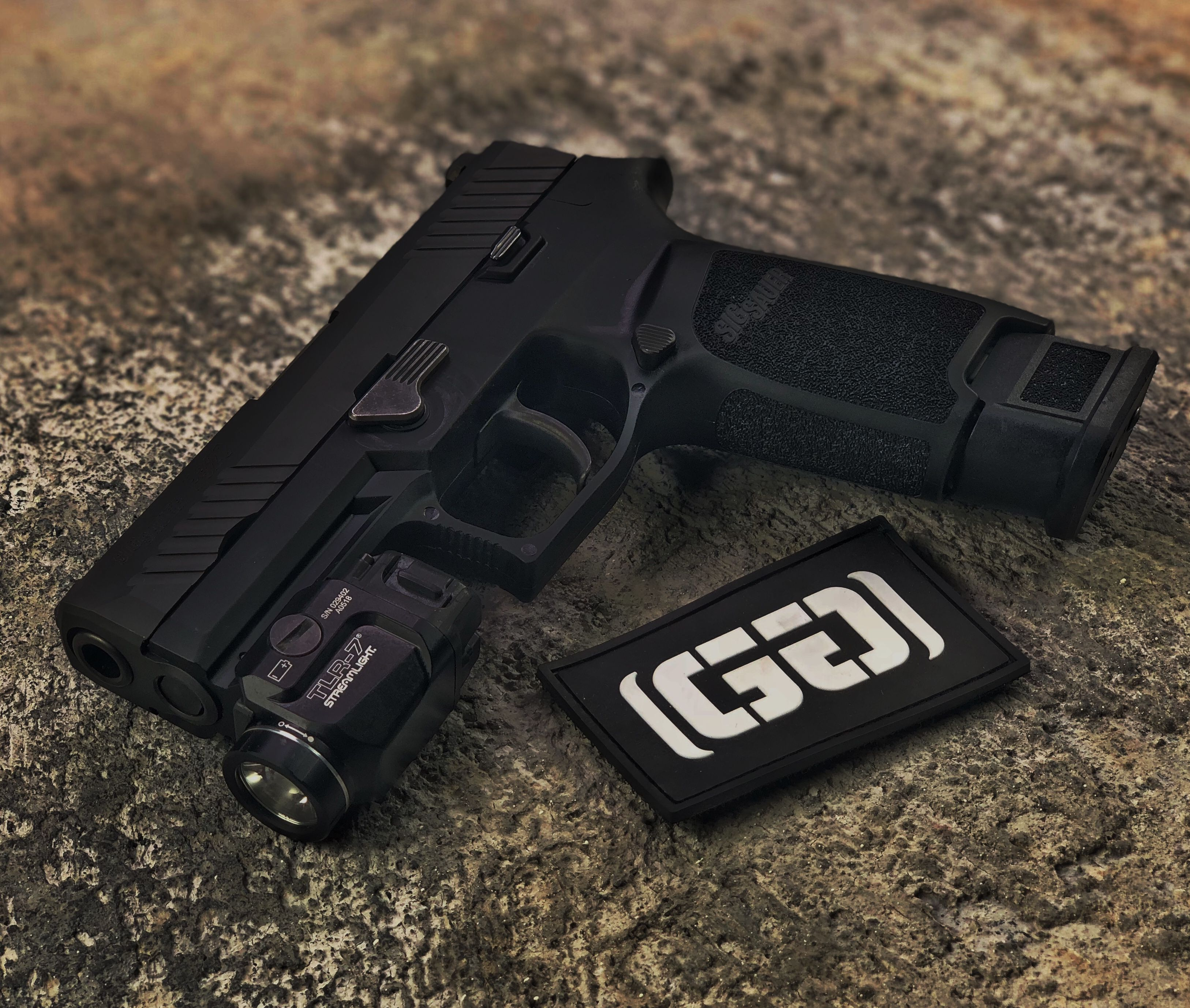 Sig Sauer P320 Build with TLR-7 Streamlight   Sig Sauer P320 80