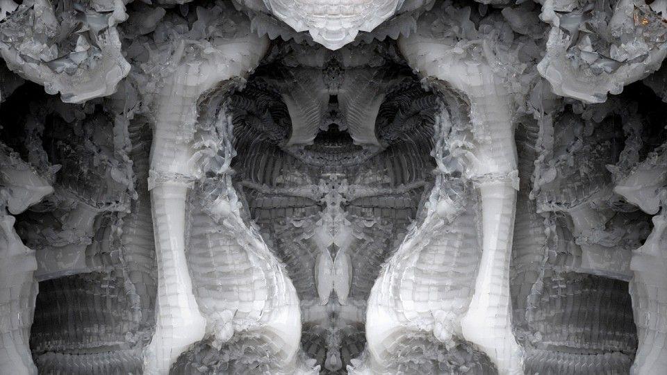 Grotto   Benjamin Dillenburger