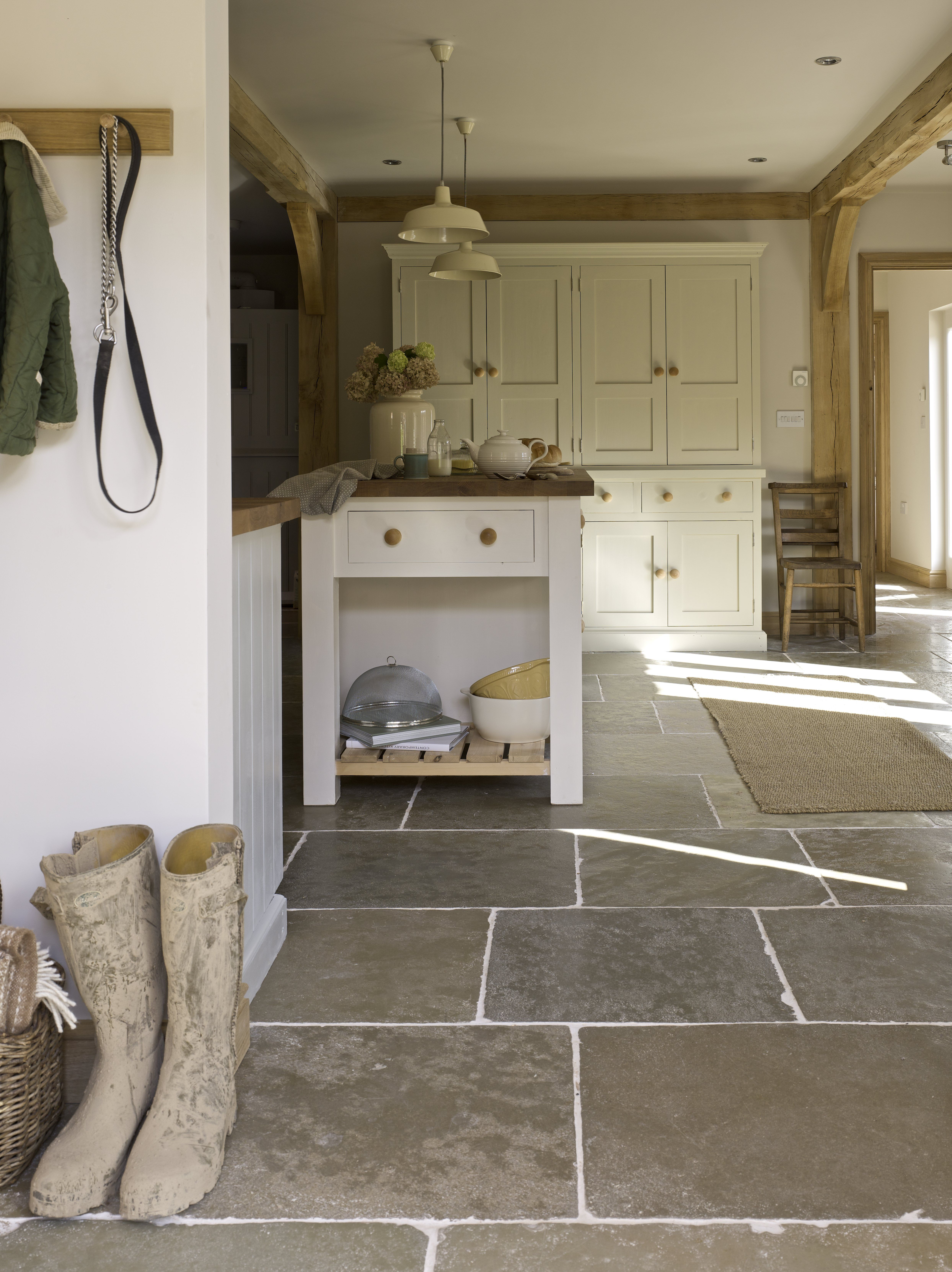 Flag Stone Flooring Natural Stone Flooring Stone Cottage