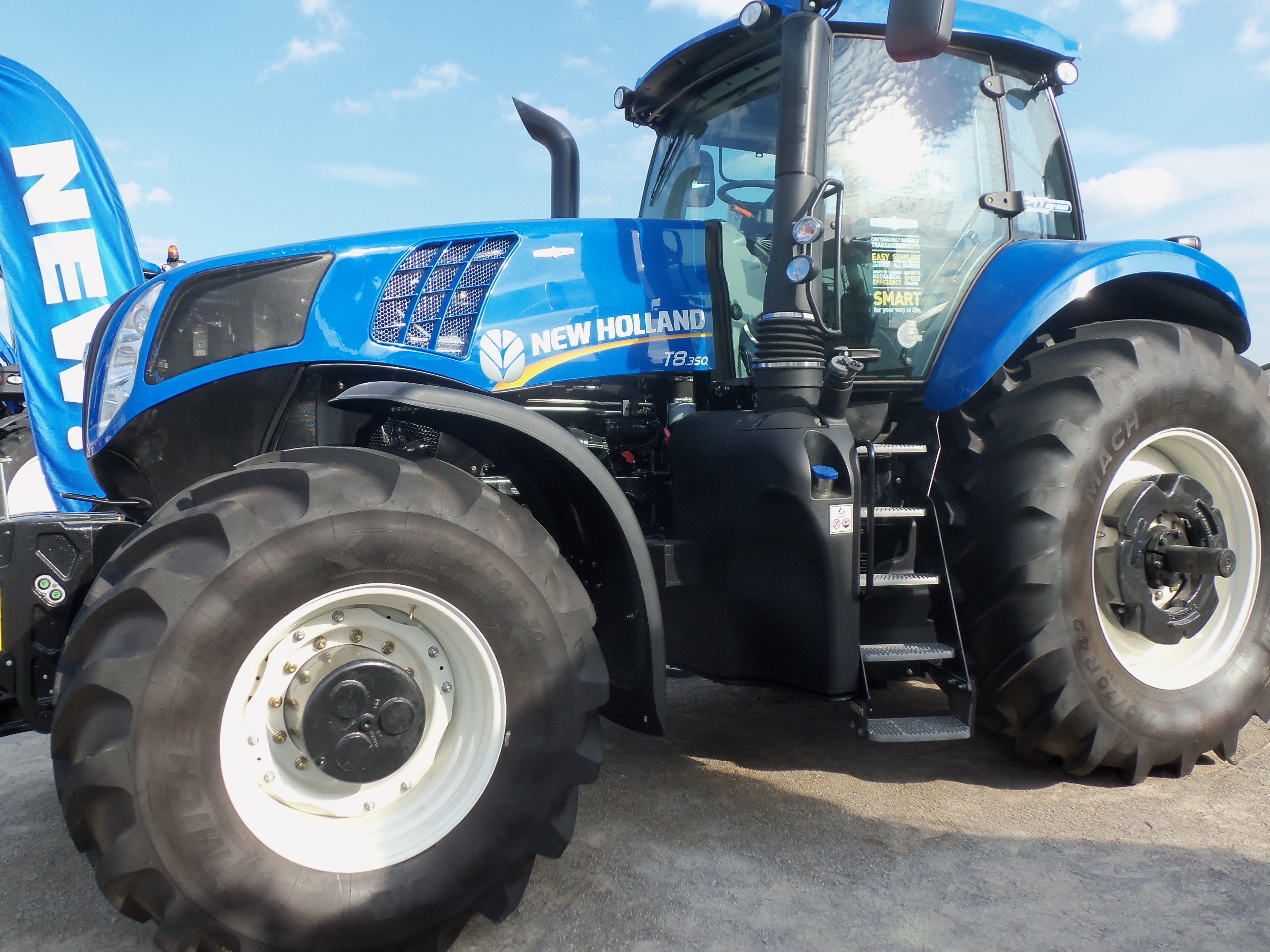 New New Holland T8 350 Landmaschinen Traktoren Schlepper