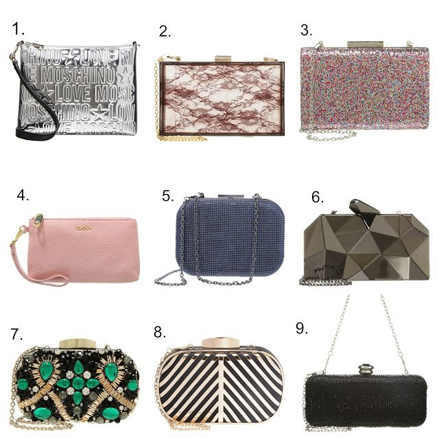 Modepol: Trend Clutches 2016: Must Haves mit Glamour Faktor...