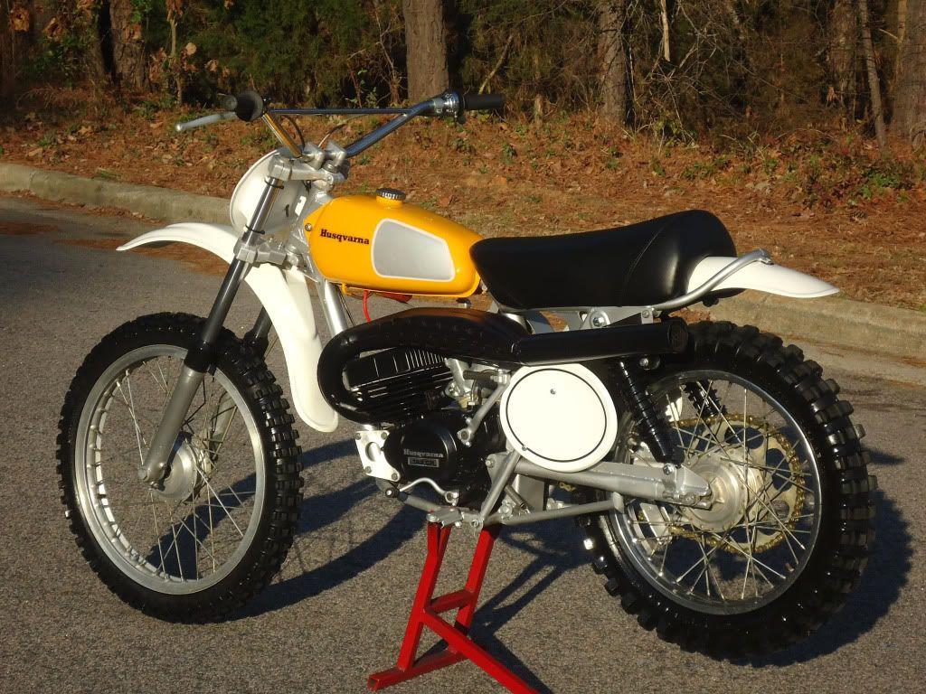 Sold Bikes East Coast Vintage Mx Vintage Motocross Motocross Bikes Bike