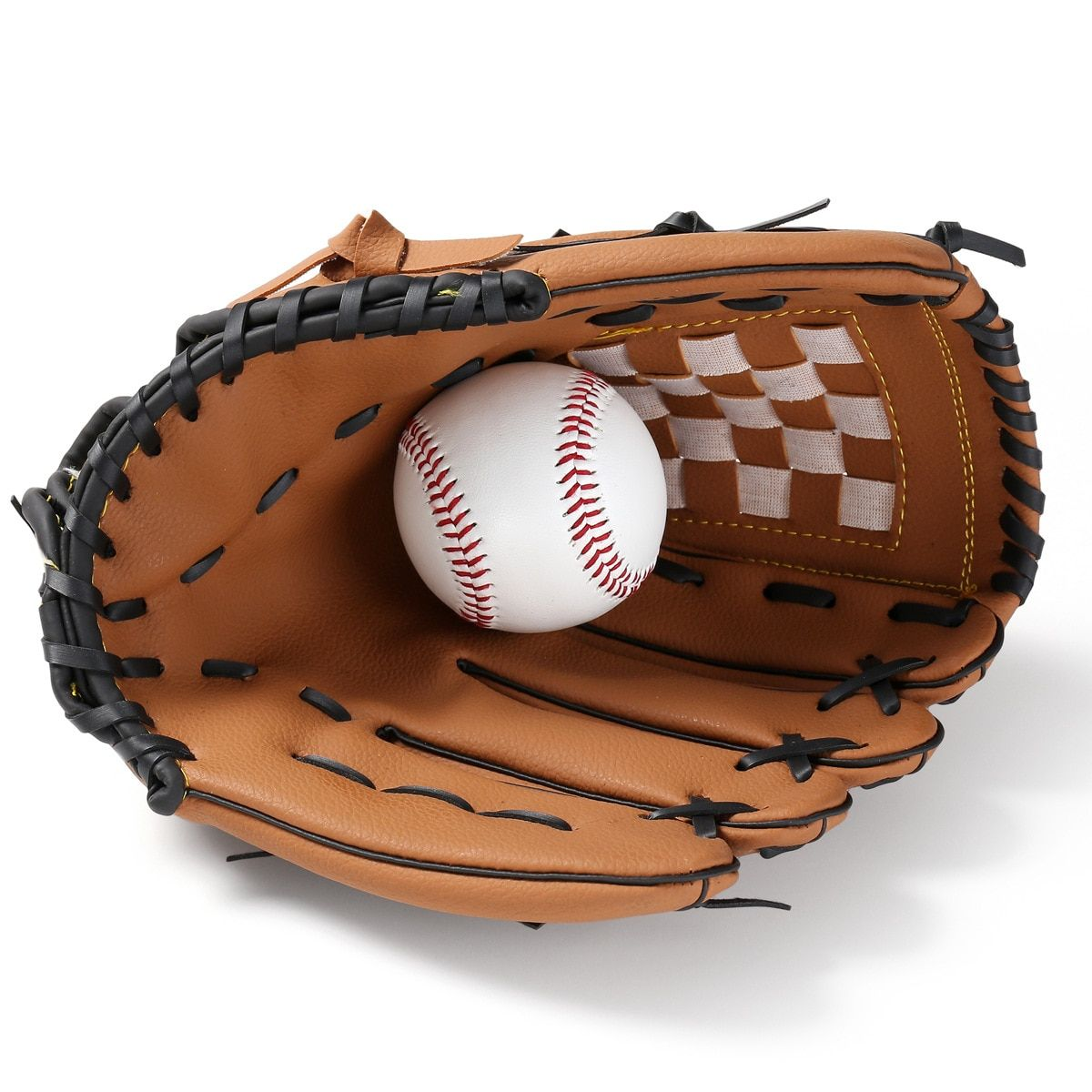 Usd 11 51 Outdoor Thickened Inner Field Pitcher S Baseball Glove Softball Glove Children And Adults In 2021 Softball Gloves Baseball Glove Softball