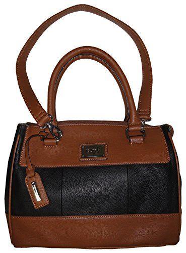 bf0b2feb36 Tignanello Women s  Social Status  Pebble Leather Satchel Handbag