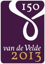 Logo van de Velde Jahr-2013