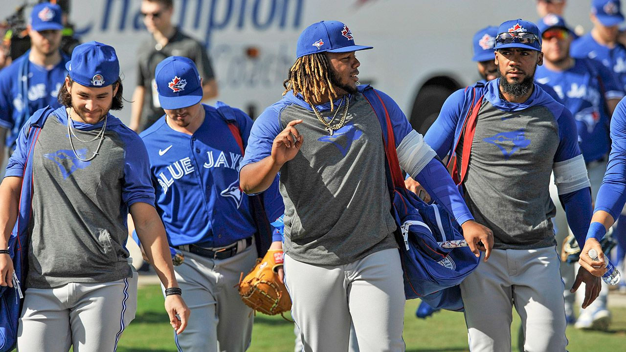 Ranking Blue Jays Most Fantasy Relevant Position Players Major League Baseball News Spring Training Is In Full Swing And That Means Your Fantasy Baseball Dra Trong 2020