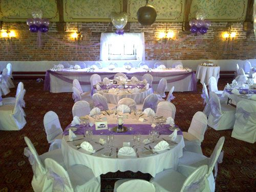 Chair Covers For Weddings Shropshire King And Queen Chairs Sale Wedding Gallery Balloon Expressions Of Telford Madeley Hotel A Set
