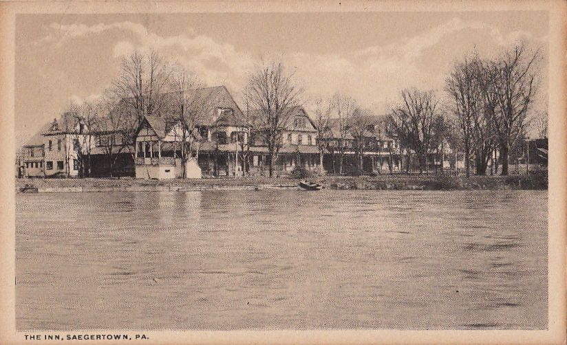 The Inn At Saegertown Pa Saegertown Crawford County Historic Hotels