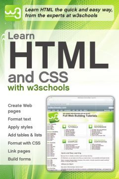 Learn Html And Css With W3schools Pdf Learn Html Learn Html And Css Online Learning