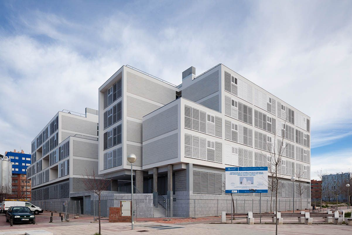 Galeria - Habitação Social em Valleca´s Eco-boulevard / Olalquiaga Arquitectos - 51