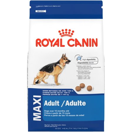 Royal Canin Maxi Large Breed Adult Dry Dog Food 35 Lb Dry Dog