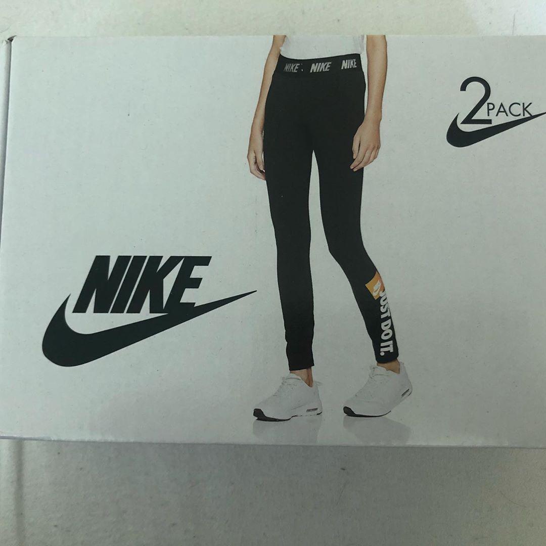 save up to 80% size 7 fresh styles Nike Leggins in gr S und M erhältlich Heute nur 2 er pack ...