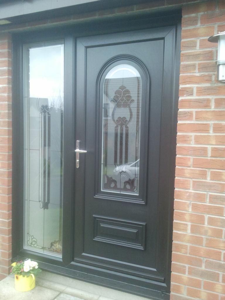 Upvc Double Glazing Pvc Aluminium Windows Doors United Kingdom Gumtree Front Doors With Windows Front Door Pvc Front Doors