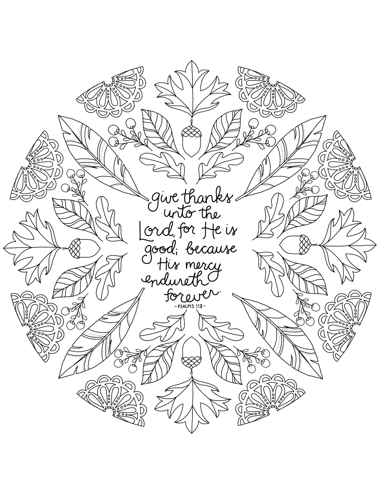 Hello Friends This Week I Have A Lovely Page For You That Is Perfect Fo Thanksgiving Coloring Pages Free Thanksgiving Coloring Pages Bible Verse Coloring Page [ 1600 x 1237 Pixel ]