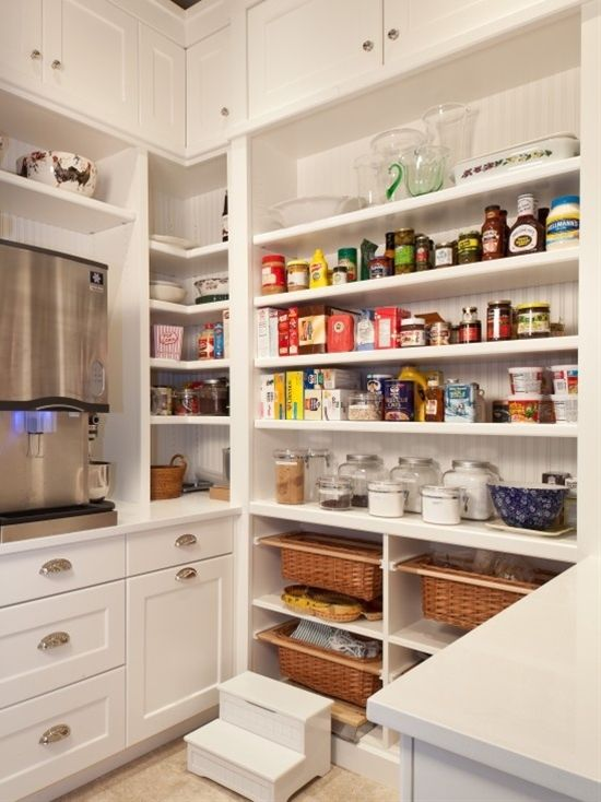 Walk In Pantry Ideas 2