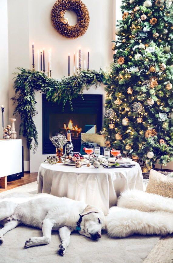 Christmas Ideas Pinterest Christmas Decorations Living Room Christmas Living Rooms Christmas Aesthetic