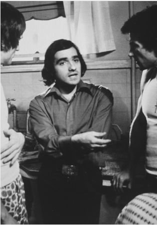 Mean Streets Director Martin Scorsese 1973 Warner Bros.