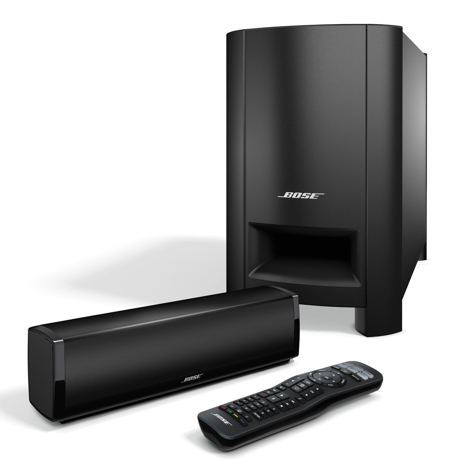 Bose CineMate 15 Home Theater Speaker System, Black   Televisions ...
