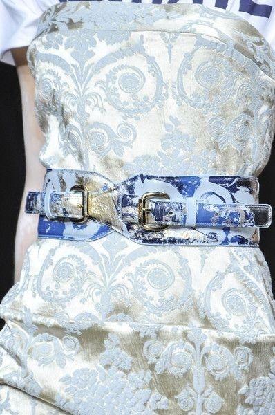 Sofiaz Choice: Vivienne Westwood Spring 2014 - Details