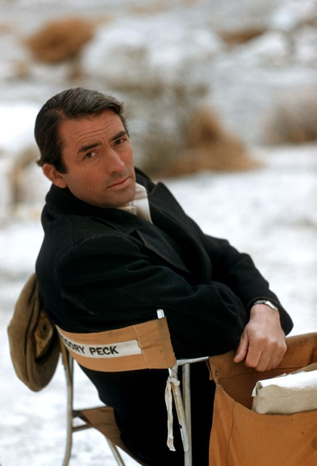 N P Celebrities Gregory Peck Classic Movie Stars Hollywood Legends