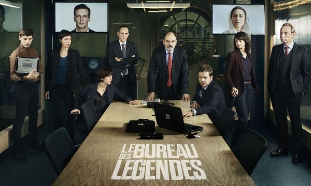 Le bureau des legendes saison episode serie streaming cc