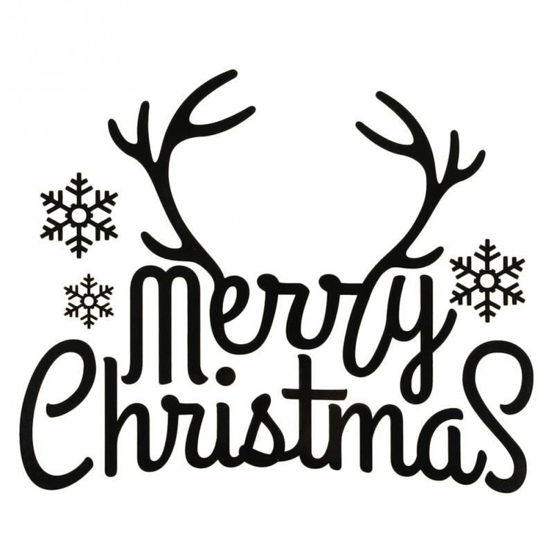 christmas reindeer black - Google-Suche   gifts   Pinterest