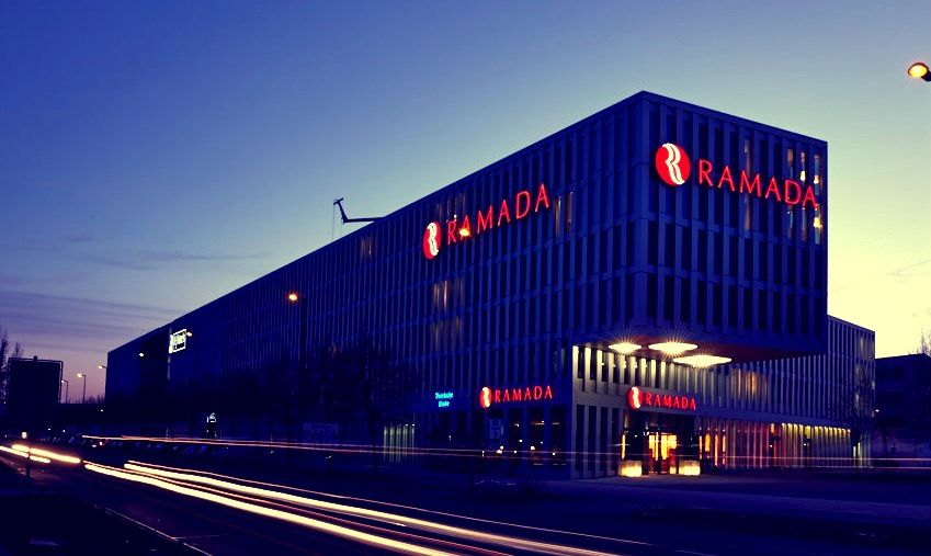 Tolles Neues Hotel Hotel Ramada Germany