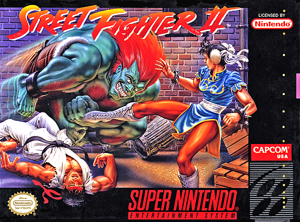 art of fighting 2 snes cover