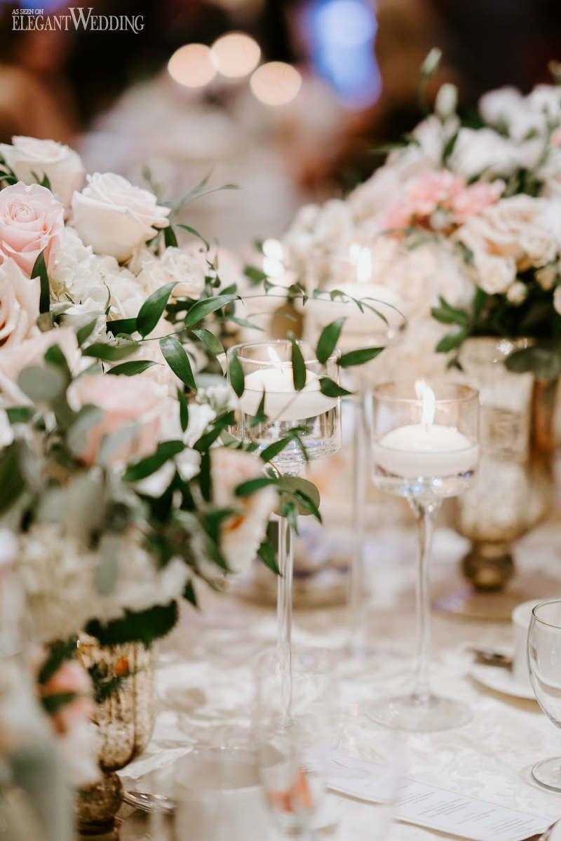 An Elegant Timeless Blush & Rose Gold Wedding Gold