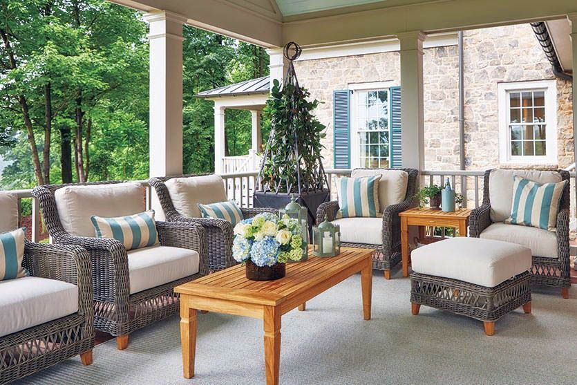 Cool Quick Screened In Porch Exclusive On Homesable Home Decor Porch Furniture Layout Porch Furniture Patio Furniture Layout