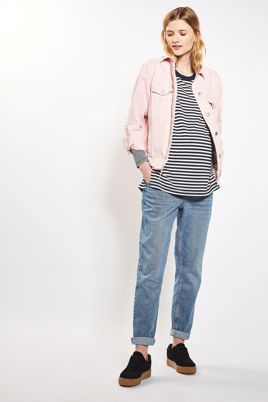 0101c7e44684c MATERNITY Mom Jeans | STYLE | Maternity | Topshop maternity ...