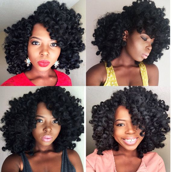 Curly Hair Crochet Styles : 52 best crochet braids hair styles with images u2013 beautified