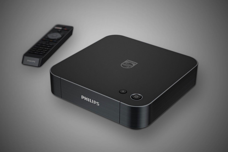 Phillips AllHDR 4K TV Lineup & 4K Ultra HD Bluray Player