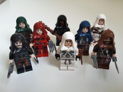 10 Assassin Creed Lego Ideas Lego Assassins Creed Creed