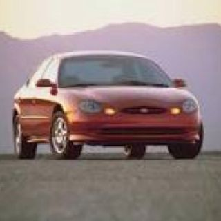 1997 Ford Taurus Mine Too Was This Color