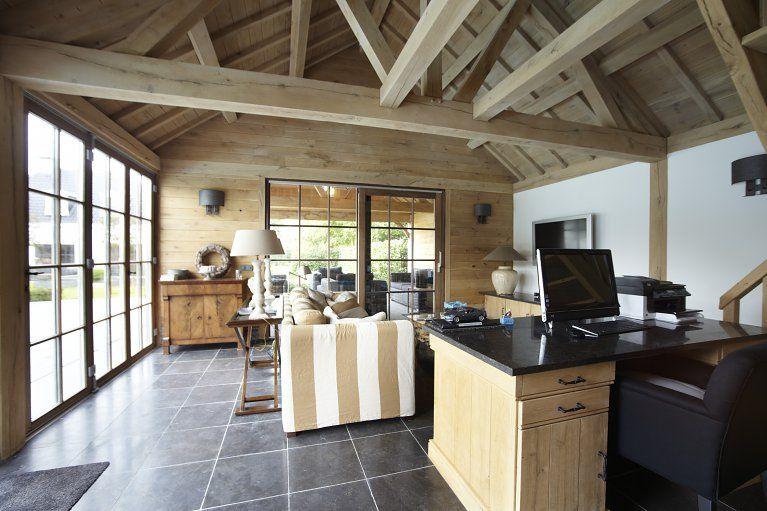 Cottage schuur en paardestal bogarden outdoor space & landscape