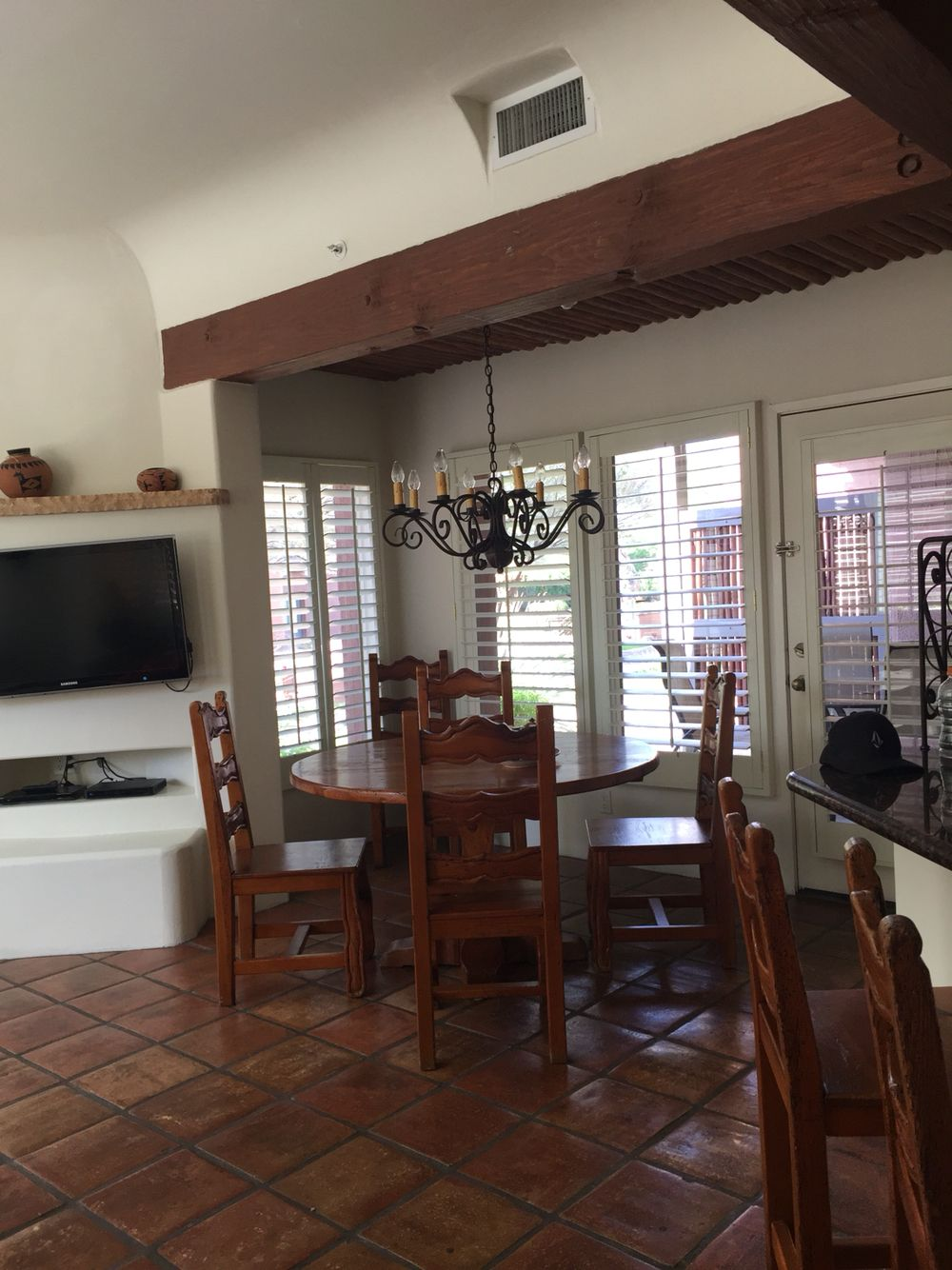 Rancho Manana Resort 2 Bedroom Dining Room With Images Dream House House Home