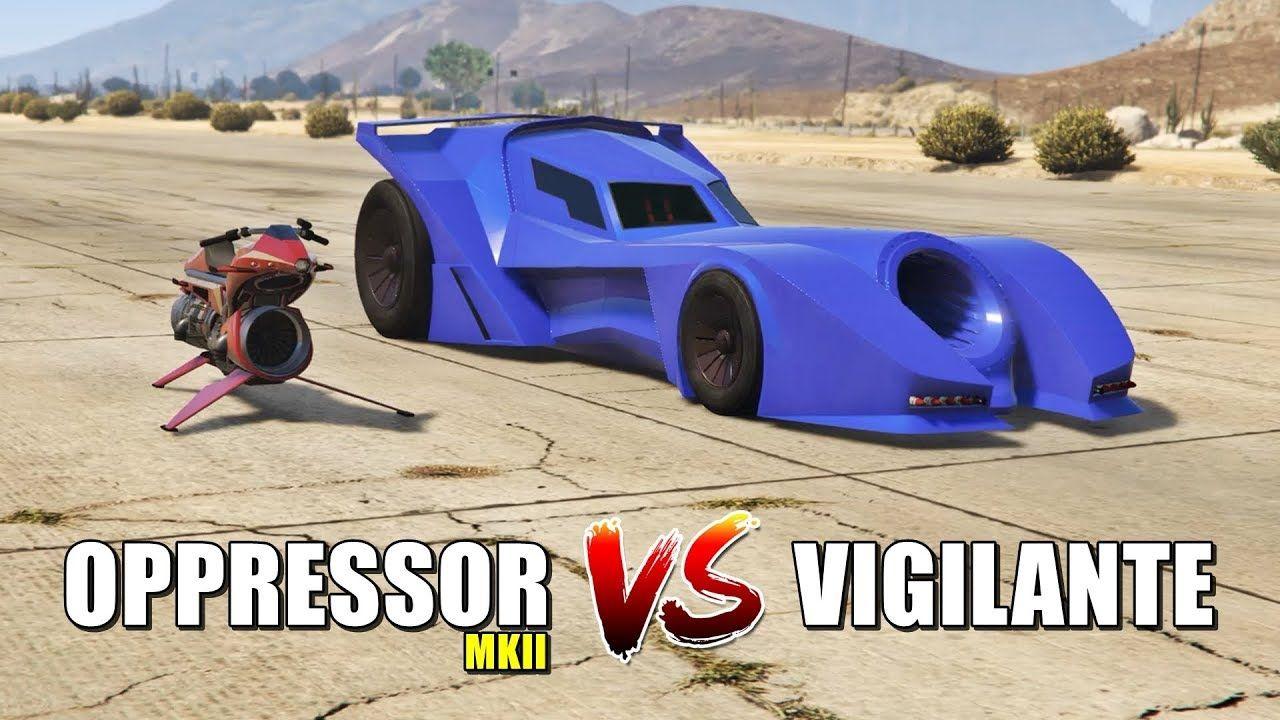 gta online oppressor vs mk2