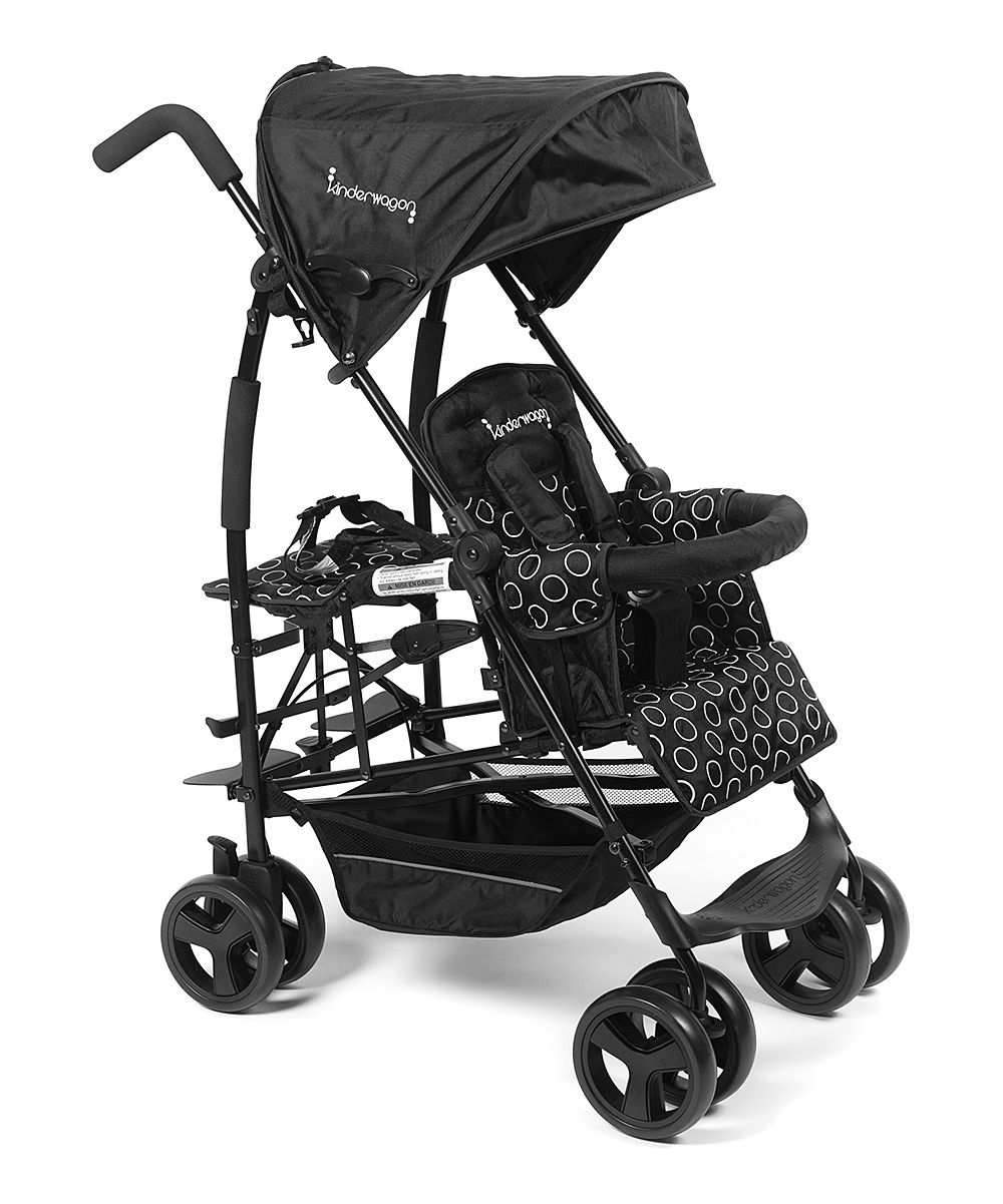 Although The Same Size As A Single Stroller The