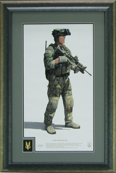 Military gallery | Arts Edge Gallery - Custom Picture Framing Perth ...