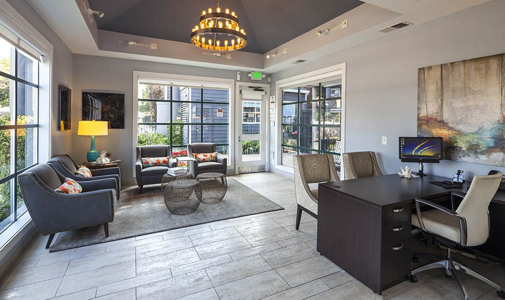 Image Result For Apartment Leasing Office Design