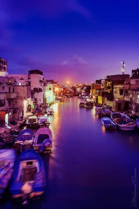 The stunning neighborhood of El-Max in Alexandria by night. Book flights to Alexandria >>http://www.travelstart.com.eg/lp/alexandria/flights #travelstarteg #alexandria #nightlife  Pin saved by: Marwa
