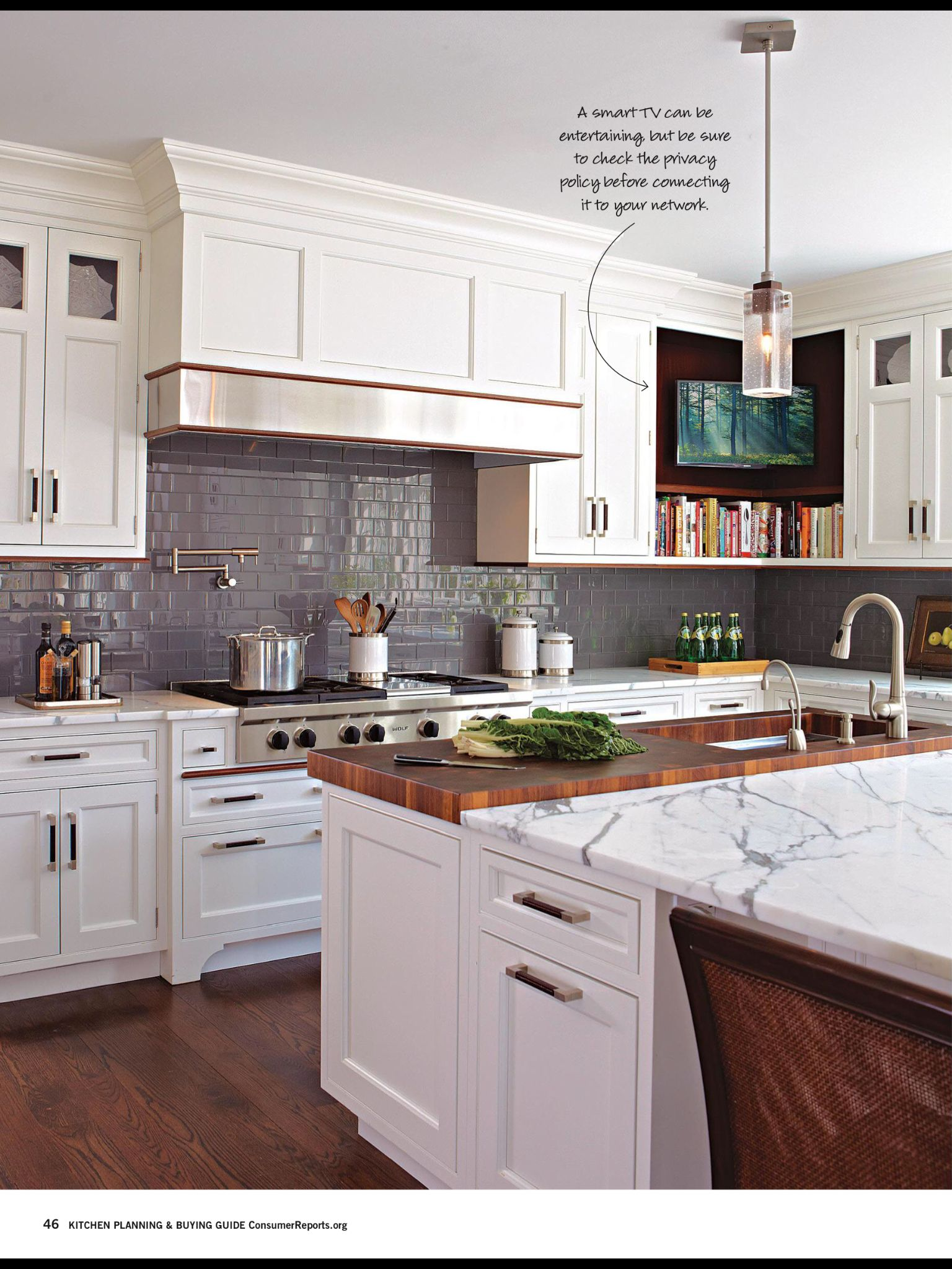 Be Smart About Smart Appliances\