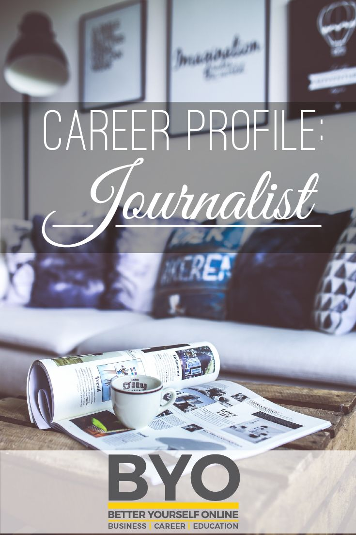 Career Profile Journalist Journalism Career Freelance Writing Jobs Writing Jobs
