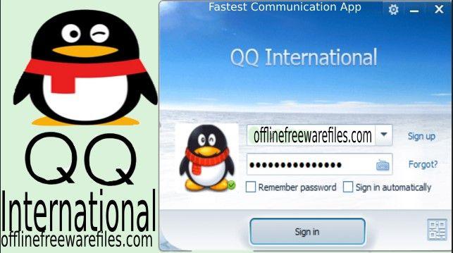 Download QQ International Desktop App (2020) for Windows