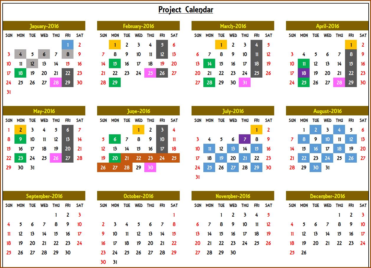 17 Best ideas about Event Calendar Template – Sample Annual Calendar