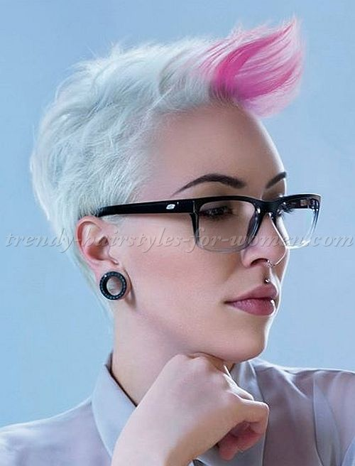 Short Punk Hairstyles Cool Shorthairstyles2015Shorthaircutshortpunkhairstyle  Hair