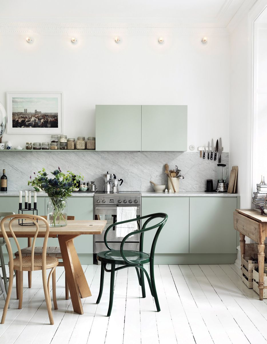 7 Pastel Interiors We're Swooning Over