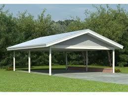 free standing carport plans